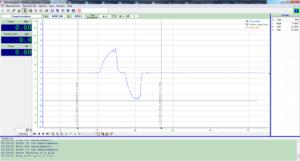 Program do wizualizacji i rejestracji danych pomiarów z czujników momentu i siły